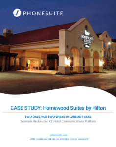 graphic of Homewood Suites by Hilton case study